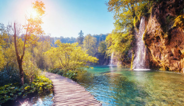 Plitvice Lakes National Park Tour from Split