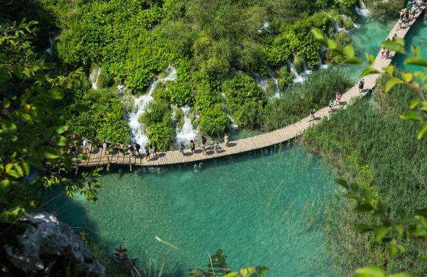 amazing plitvice lakes tour from split