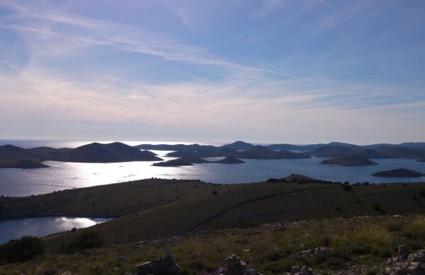 National park Kornati islands
