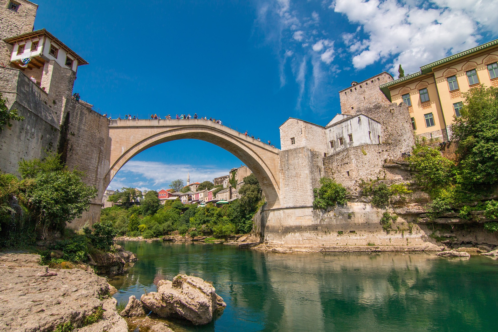 day trips from split mostar